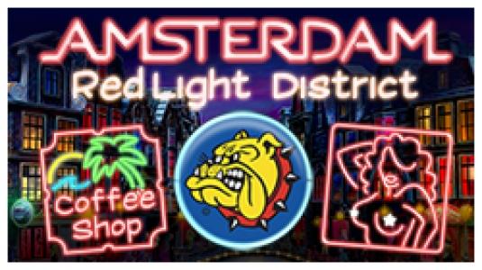 Zum Amsterdam Red Light District